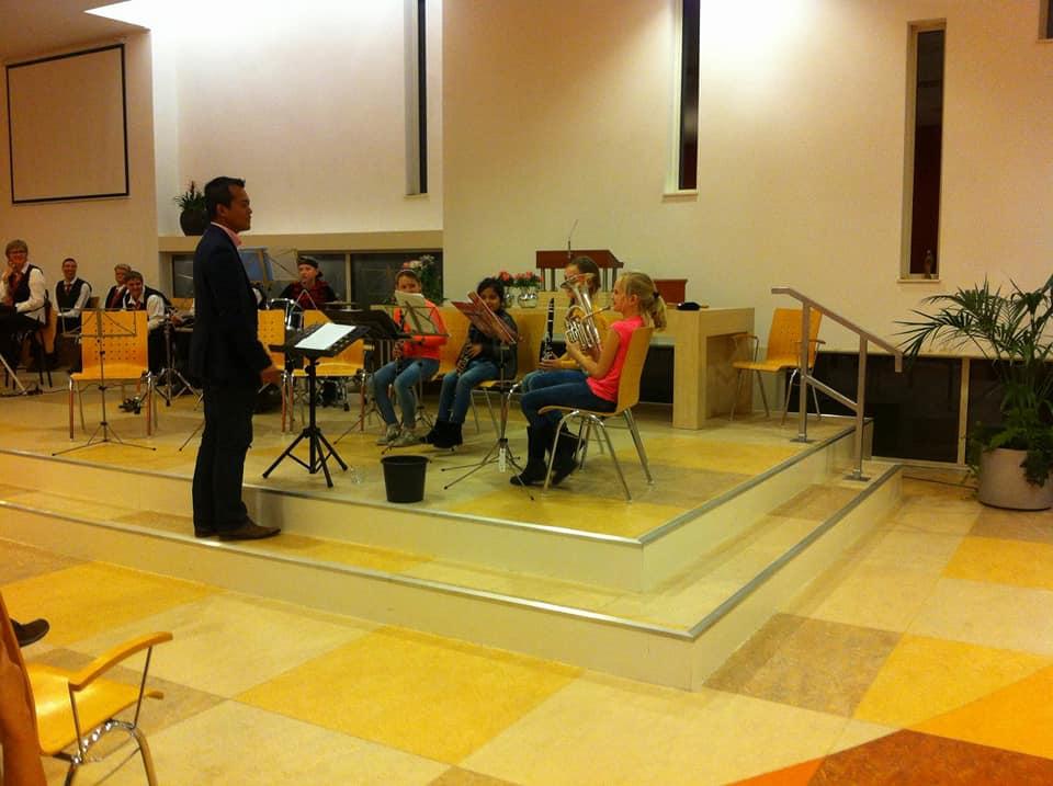 Concert Kleijne Band